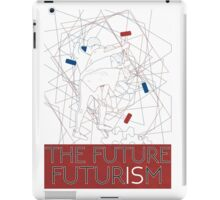 The Future Is Futurism iPad Case/Skin