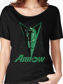 Green Arrow 2 Women's Relaxed Fit T-Shirt