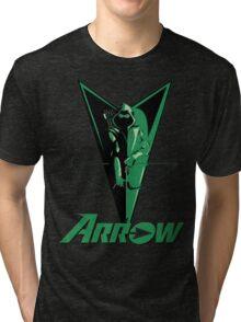 Green Arrow 2 Tri-blend T-Shirt
