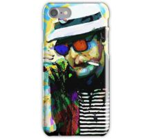 Hunter.S. Thompson.  iPhone Case/Skin