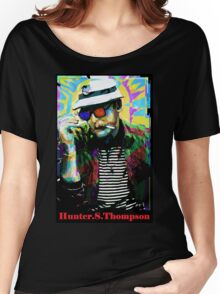 Hunter.S. Thompson.  Women's Relaxed Fit T-Shirt