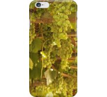 grapes from the sky iPhone Case/Skin