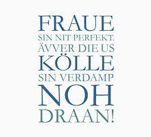 Fraue us Kölle - Kölsche Sprüche aus Köln Womens Fitted T-Shirt