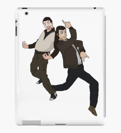 Niko and Roman from GTA IV iPad Case/Skin