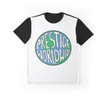 Prestige Worldwide Graphic T-Shirt