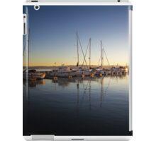 Sunrise, Fisherman's Wharf, San Francisco  iPad Case/Skin