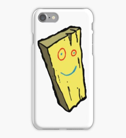 Ed, Edd N Eddy Plank Design  iPhone Case/Skin