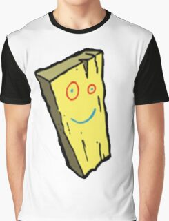 Ed, Edd N Eddy Plank Design  Graphic T-Shirt