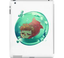 Ponyo bubble iPad Case/Skin