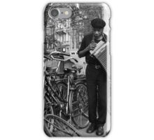 Music for the bicycles iPhone Case/Skin
