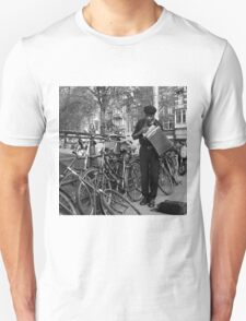 Music for the bicycles T-Shirt