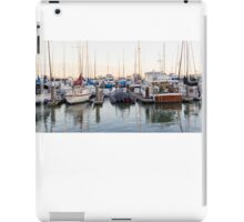 Fisherman's Wharf, San Francisco iPad Case/Skin