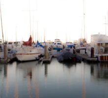Fisherman's Wharf, San Francisco Sticker