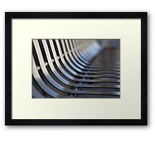 Progression Framed Print