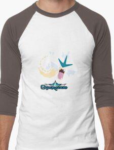 Gyarados 2.0 Men's Baseball ¾ T-Shirt