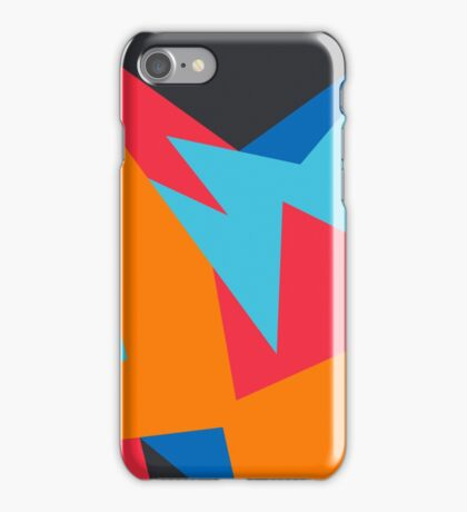 Jordan VII Barcelona Days iPhone Case/Skin