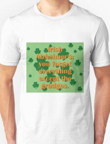 Irish Alzheimers Unisex T-Shirt