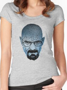 Heisenberg - Breaking bad Women's Fitted Scoop T-Shirt