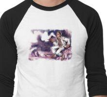 MOON KUSH Men's Baseball ¾ T-Shirt