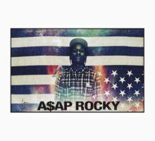 A$AP ROCKY MULTICOLOR One Piece - Long Sleeve