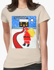 RED CARPET Womens Fitted T-Shirt