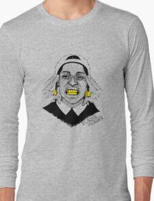 A$AP ROCKY - SLEAZE PLEASE Long Sleeve T-Shirt
