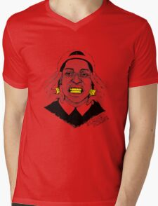 A$AP ROCKY - SLEAZE PLEASE Mens V-Neck T-Shirt