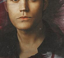 Stefan - The Vampire Diaries Sticker