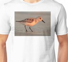 Sandpiper Portrait Unisex T-Shirt