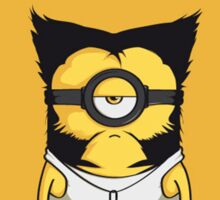 X-MIN - Minion xmen Sticker