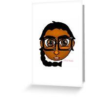 Chibi Nada! Greeting Card