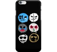 Hollywood Undead iPhone Case/Skin