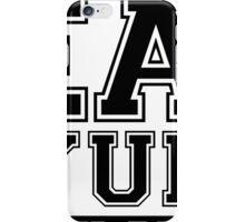Team Tryumph iPhone Case/Skin
