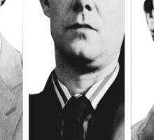 Sherlock - Jim Moriarty, John Watson, Sherlock Holmes Sticker