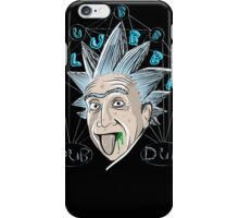 Wubba - RICK MORTY iPhone Case/Skin