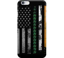 Irish Shamrocks St. Patricks Day iPhone Case/Skin