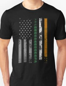 Irish Shamrocks St. Patricks Day T-Shirt