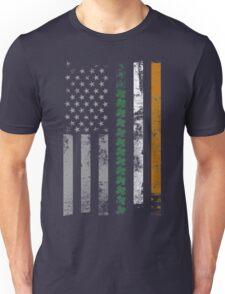 Irish Shamrocks St. Patricks Day Unisex T-Shirt