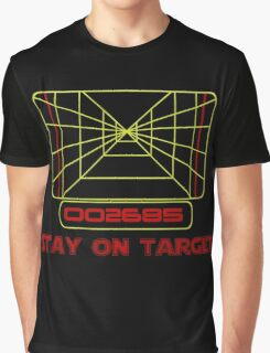 Stay on Target- Version 2 Graphic T-Shirt