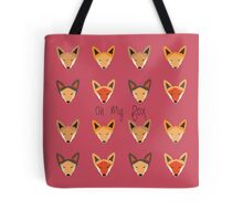"Oh my fox  Family"" Tote Bag"