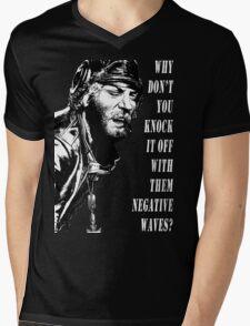 Oddball Says - black & white T-Shirt