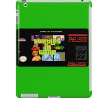 In Time label iPad Case/Skin