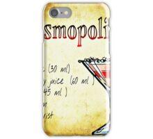 Cosmopolitan iPhone Case/Skin