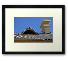 Day Dawn Framed Print