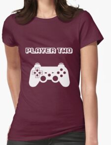 Ready Player Two Womens Fitted T-Shirt