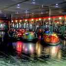 Dodgems by Heather Thorsen