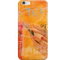 London: Talk iPhone Case/Skin