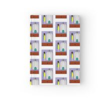 KEY QUESTION Hardcover Journal