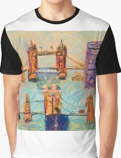 London: Tower Graphic T-Shirt