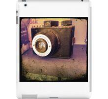 Jr. Press Photographer iPad Case/Skin